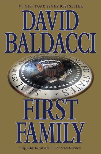 9781455573172: First Family (King & Maxwell Series)