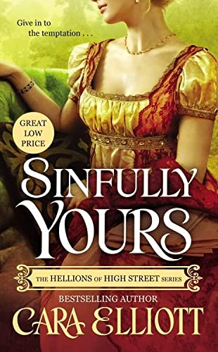 9781455573240: Sinfully Yours (The Hellions of High Street)