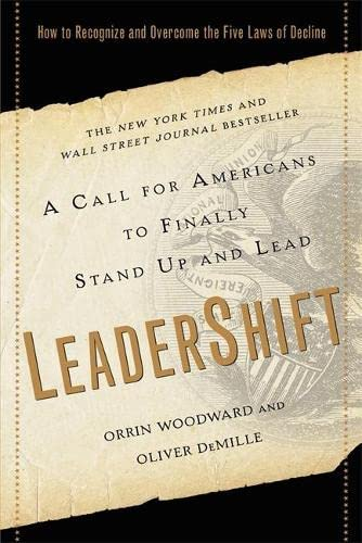 9781455573356: LeaderShift: A Call for Americans to Finally Stand Up and Lead