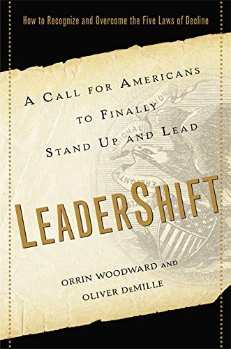 9781455573370: LeaderShift: A Call for Americans to Finally Stand Up and Lead