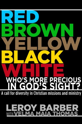 Red, Brown, Yellow, Black, White--Who's More Precious: Leroy Barber