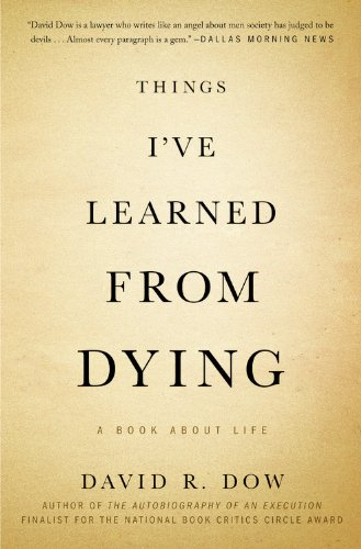 9781455575251: Things I've Learned from Dying: A Book About Life
