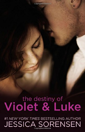 9781455576517: The Destiny of Violet & Luke (Callie & Kayden)