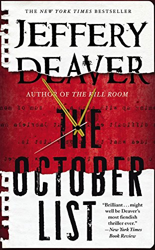 9781455576654: The October List