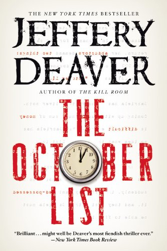 9781455576678: The October List
