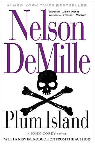 9781455581788: Plum Island (John Corey Novel)