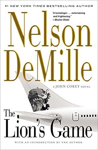 9781455581825: The Lion's Game (A John Corey Novel)
