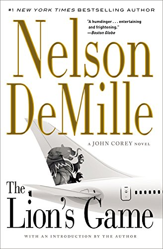 9781455581825: The Lion's Game (A John Corey Novel)