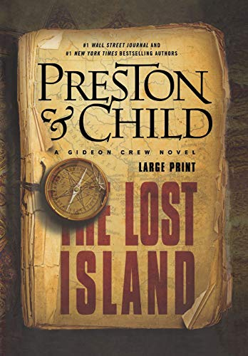 9781455582228: The Lost Island