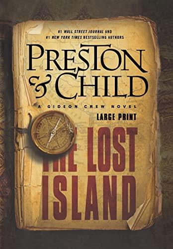 9781455582228: The Lost Island: A Gideon Crew Novel (Gideon Crew series)
