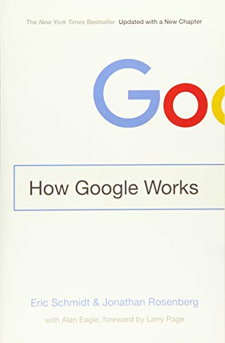 9781455582327: How Google Works