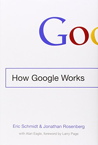 9781455582341: How Google Works