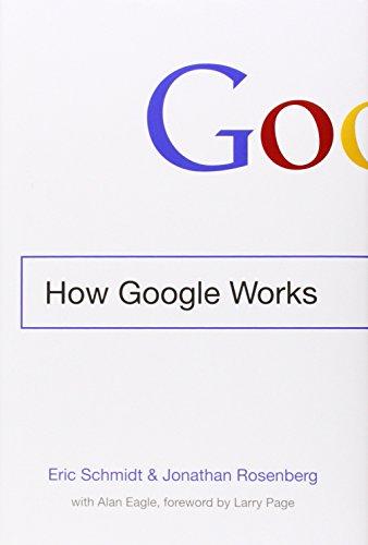 9781455582341: How Google Works