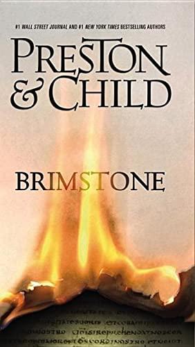 9781455582914: Brimstone (Agent Pendergast series)