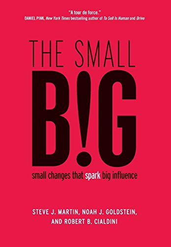 9781455584253: The Small Big: Small Changes That Spark Big Influence