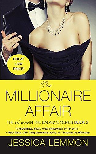 The Millionaire Affair (Love in the Balance): Lemmon, Jessica
