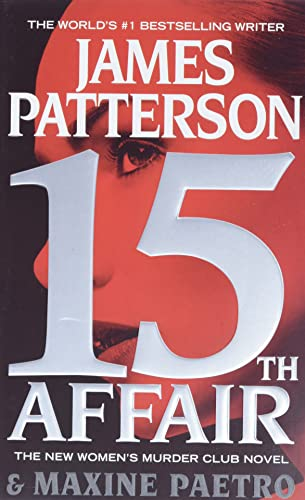 9781455585274: 15th Affair (Women's Murder Club)