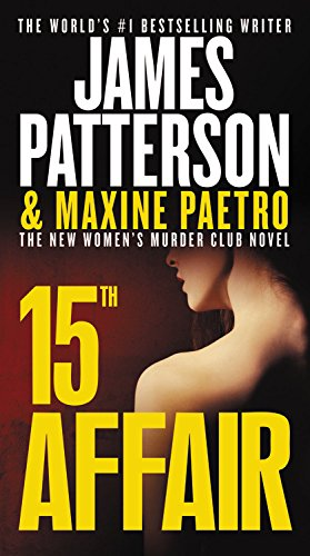 9781455585281: 15th Affair (Women's Murder Club)