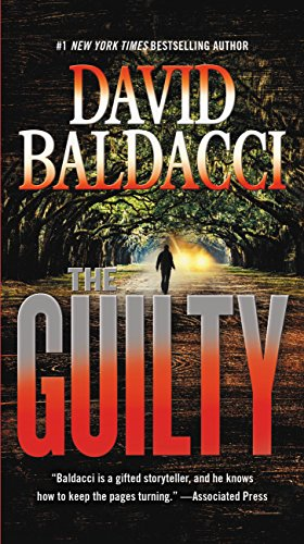 The Guilty (Will Robie series (5)): Baldacci, David