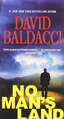 No Man's Land (John Puller Series): Baldacci, David