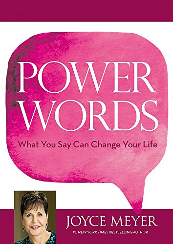 9781455587889: Power Words: What You Say Can Change Your Life