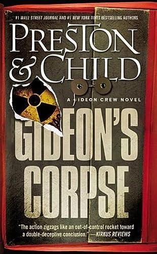 9781455588084: Gideon's Corpse (Gideon Crew series)