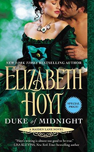 9781455589715: Duke of Midnight (Maiden Lane)