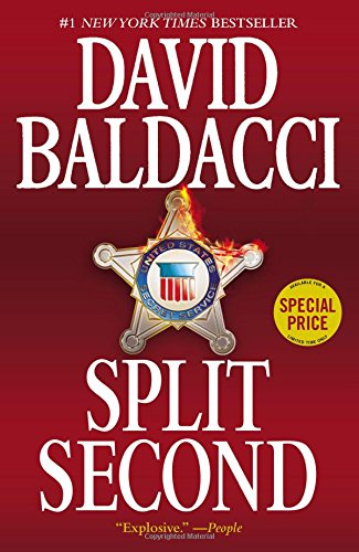 9781455593859: Split Second (SPECIAL PRICE) (King & Maxwell Series)