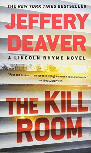 9781455595150: The Kill Room (Lincoln Rhyme)