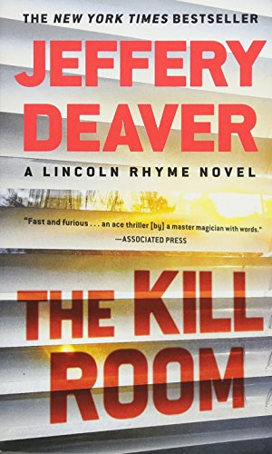 9781455595150: The Kill Room (A Lincoln Rhyme Novel)