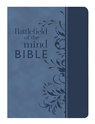 9781455595334: Battlefield of the Mind Bible: Renew Your Mind Through the Power of God's Word