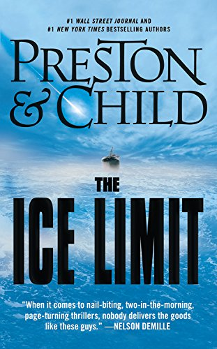 9781455595853: The Ice Limit