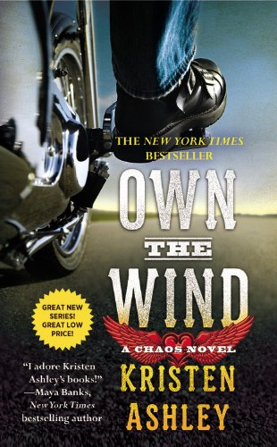 9781455599257: Own the Wind: A Chaos Novel