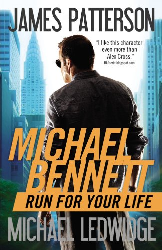 9781455599776: Run for Your Life (Michael Bennett)