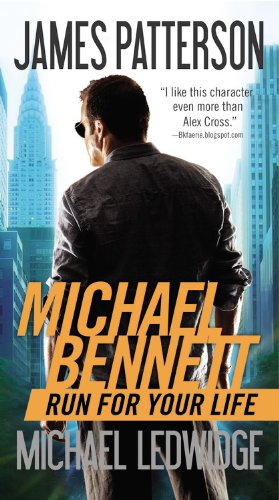 9781455599813: Run for Your Life (Michael Bennett)