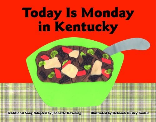 9781455615339: Today Is Monday in Kentucky