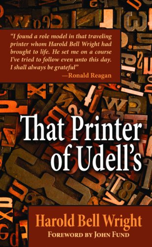 9781455615407: That Printer of Udell's