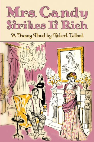 Mrs. Candy Strikes It Rich (1455617326) by Robert Tallant