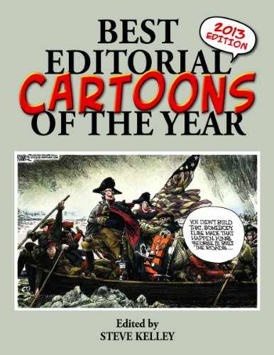 Best Editorial Cartoons of the Year: 2013: Charles Brooks Jr.