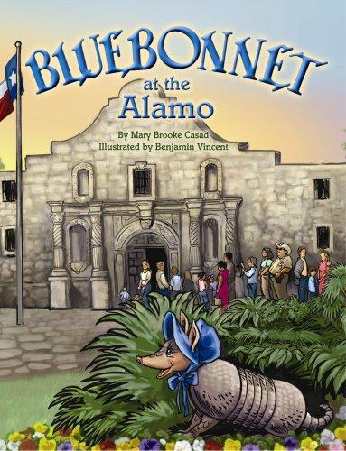 9781455618064: Bluebonnet at the Alamo (Bluebonnet Adventure Series)