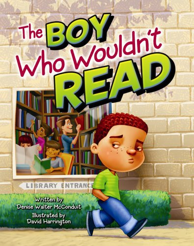 9781455618293: Boy Who Wouldn't Read, The