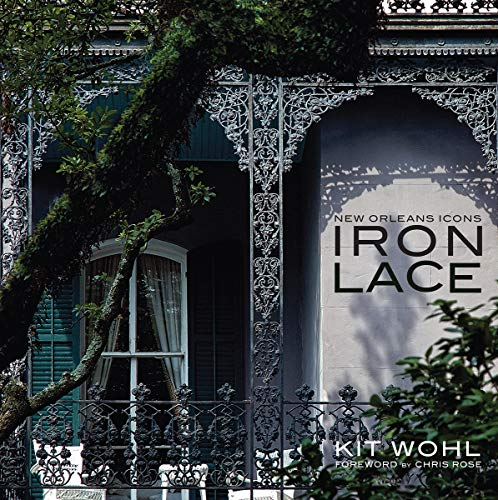 9781455618552: New Orleans Icons: Iron Lace