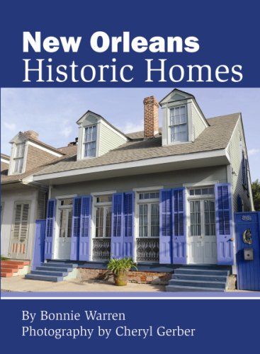 9781455618989: New Orleans Historic Homes
