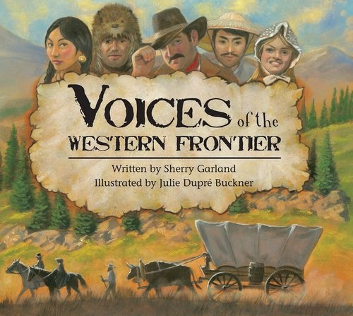 9781455619610: Voices of the Western Frontier