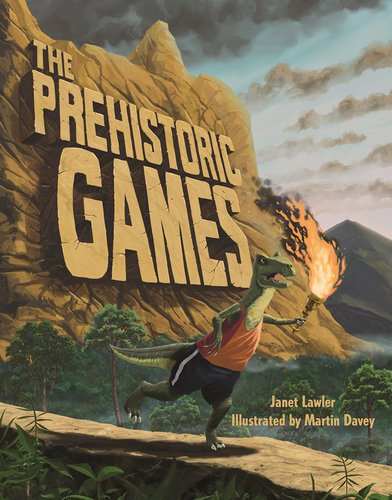 9781455621385: Prehistoric Games, The