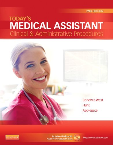 9781455701506: Today's Medical Assistant: Clinical & Administrative Procedures, 2e