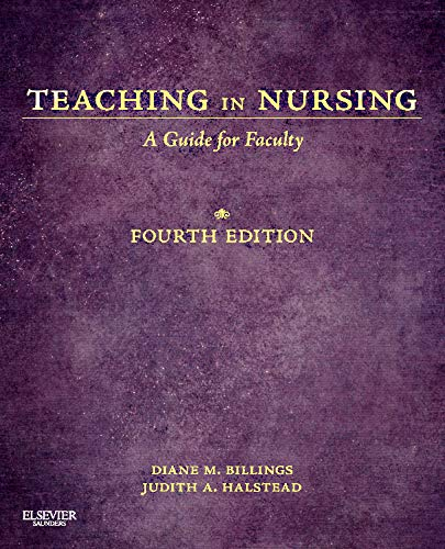 9781455705511: Teaching in Nursing: A Guide for Faculty, 4th Edition