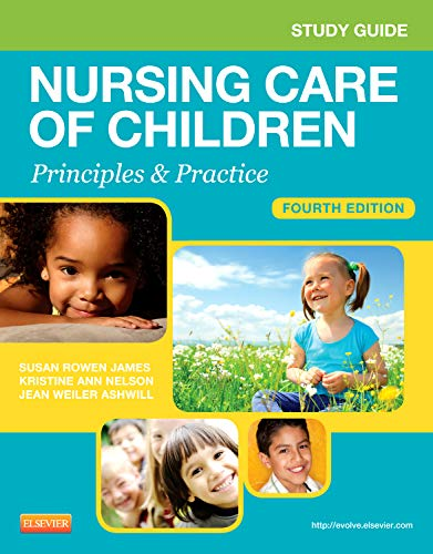 9781455707065: Study Guide for Nursing Care of Children: Principles and Practice, 4e