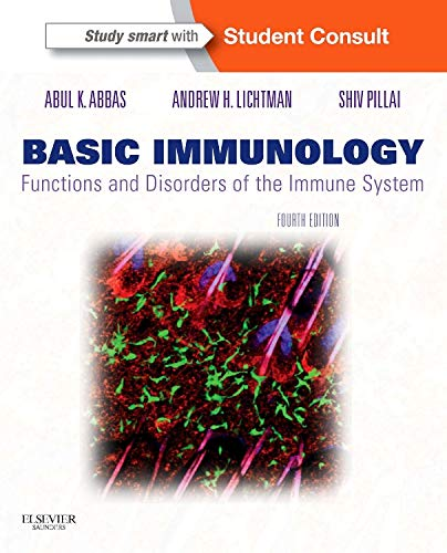 9781455707072: Basic Immunology: Functions and Disorders of
