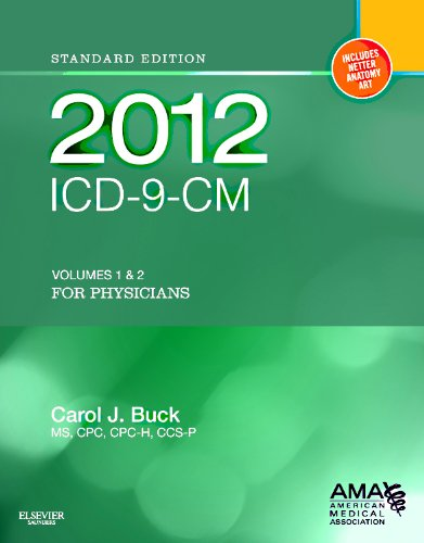 9781455707126: 2012 ICD-9-CM for Physicians, Volumes 1 and 2, Standard Edition (Softbound) (AMA ICD-9-CM for Physicians (Standard Edition))